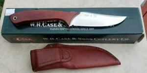 NOS Case 5563 clip point hunter knife 268-4 SS rosewood discontinued
