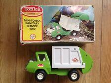 VINTAGE TONKA LITTER BUG DUSTBIN REFUSE 1970s TRUCK NO.1260