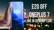 £20 OFF For OnePlus 7 / 7 Pro - LINK IN DESCRIPTION!!!!