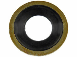 For 1992-2000 AM General Hummer Oil Drain Plug Gasket Dorman 17651VZ 1993 1994