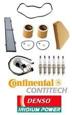 For BMW E46 325i 325Xi 330i 330Xi Tune Up Kit Air Fuel Oil Filters Spark Plugs