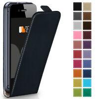 360 Grad Schutz Hülle für Apple iPhone 4S / iPhone 4 Klapp Hülle Etui Flip Case