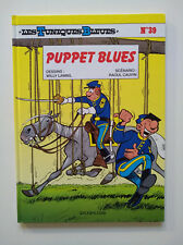 EO 1997 (très bel état) - Tuniques bleues 39 (puppet blues) - Lambil & Cauvin