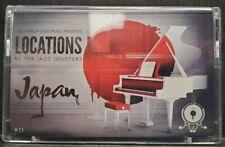 The Jazz Jousters - Locations: Japan Millenium Jazz CASSETTE TAPE VG++ HIP-HOP