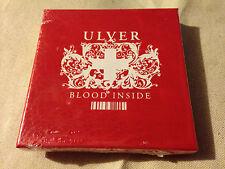 ULVER - Blood Inside LTD ED VELVET BOXSET CD BRAND NEW & SEALED!! (Arcturus)
