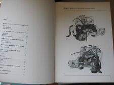 Einführungsschrift  Mercedes PKW Typen ab 1973  W114/ 115 - M 115 - OM 616