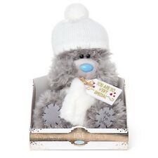 "ME to You - 9"" Sei Molto Speciale Orso con cappello e sciarpa Tatty Teddy G01W6429"