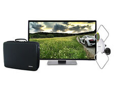 "Avtex 24"" L248DRS 12v HD LED TV w/ Carry Case + STH3000 12 volt Digital Aerial"