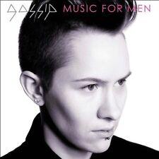 GOSSIP - MUSIC FOR MEN - CD 12 TITRES - 2009 - NEUF NEW NEU