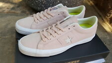 CONVERSE ONE STAR PRO OX DUSK PINK EGRET WHITE Suede Skate MEN'S 11 NEW