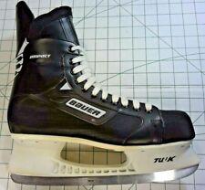 BAUER Impact 75 Men's Black Ice Hockey Skates Size US 11 R (US 12.5 EUR 47)