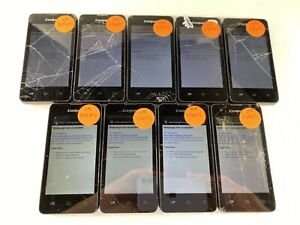 Lot of 9 Coolpad String 5560S Sprint *Check IMEI*