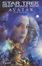 Avatar: Bk. 1 (Star Trek: Deep Space Nine), Very Good Condition Book, Perry, S.