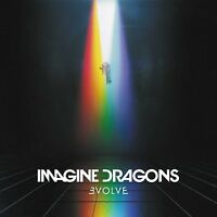IMAGINE DRAGONS - EVOLVE   CD NEU