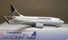 Aeroclassics 1/400 Continental B737-700W N27722 Diecast metal plane