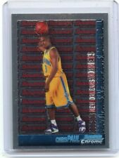 2005-06 BOWMAN CHROME #111 CHRIS PAUL ROOKIE CARD RC, HORNETS, ROCKETS, 092317