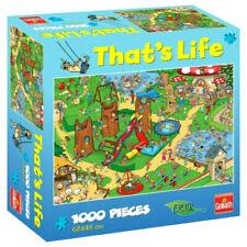 Thats Life Kids Playground 1000 Piece Jigsaw Puzzle NEW