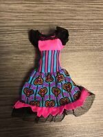 Monster High Doll - Freaky fusion Dracubecca  Replacement Steam Punk Dress