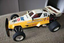 Vintage Rare Marui Hunter 1/10 Scale RC Racing Buggy Car