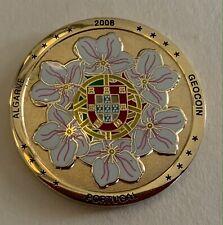 2008 Portugal Geocoin