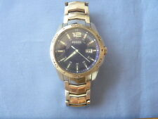 Vintage Men's Fossil Stainless Steel Watch 10 ATM CE
