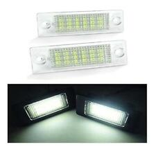 VW - Volkswagen Transporter T5 18 SMD LED Replacement Number Plate Units 6000K