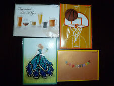 Papyrus Cards Birthday Lot of 4 SHIPS FREE