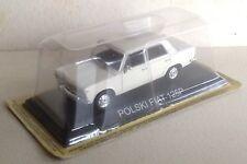 DeAgostini n° 12 Polski Fiat 125 P 1/43ème