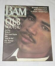 BAM LA's Music Magazine 10 Apr 1987 255 Club Nouveau Jay King West Coast Empire