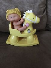 Cabbage patch rocking horse/chair nib coleco unopened   #457675795.