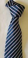 Ermenegildo Zegna Silk/Cotton Tie Krawatte in Seide/Baumwolle Mix