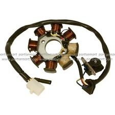 Stator For 50CC GY6 Scooter Engine Taotao Roketa Jonway Peace