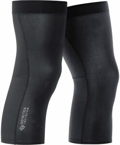 GORE Shield Knee Warmers - Black, X-Large/2X-Large