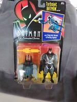 Kenner Vintage (1992) Batman The Animated Series Turbojet Batman, NIP