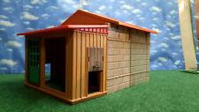 Playmobil Fachwerk Gebäude Custom Einzelstück  Bauernhof Aussenstall Weidestall
