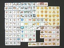 Starter Pack Cards -  Autism ADHD Visual Communication Aids PECS SEN Dementia