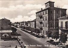# PORTO POTENZA PICENA: VIALE R. MARGHERITA    1957