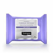 Neutrogena Makeup Remover Night Calming Cleansing Towelettes, Disposable Nightti