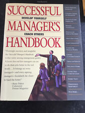 Successful Manager's Handbook: Development Suggestions for Today's Managers Revi