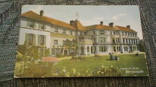 Barnstaple - Imperial Hotel early 1900s     Vintage Postcard (used)