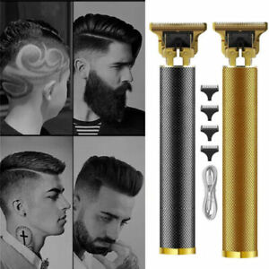 Mens Professional Hair Clippers Shaver Trimmers Machine Cordless Beard Electric