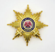 German Grand Cross of the Order of the Red Eagle with Swords Breast Star