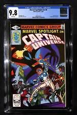 Marvel Spotlight #v2 #9 CGC 9.8 1st appearance of Mister E
