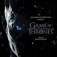 Ramin Djawadi - Game Of Thrones (Music From The Hbo® Series - Season 7) [CD]