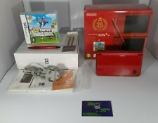 Nintendo DSi XL Super Mario Bros, 25th Anniversary Bundle Refurbished