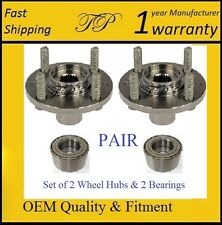 Front Wheel Hub And Bearing Kit For HYUNDAI ACCENT 2000-2011 (PAIR)