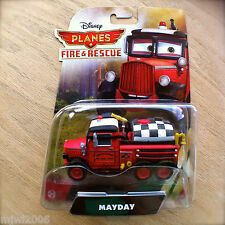 Disney Planes 2 FIRE & RESCUE MAYDAY Fire truck Propwash Junction Engine diecast