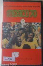 VHS=MEXICO 70=UN INDIMENTICABILE PRESTAZIONE AZZURRA=1988=VIDEOBOX
