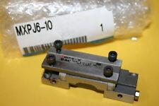 SMC MXPJ6-10 CYLINDER SLIDE TABLE         ad1m18