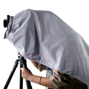 Dark Cloth Focusing Hood For 4x5 5x7 8x10Large Format Camera Wrapping Waterproof